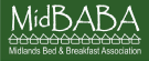 Member of MIDLANDS BED & BREAKFAST ASSOCIATION