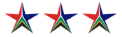 SOUTH AFRICAN TOURISM GRADING COUNCIL - THREE STAR GRADINNG